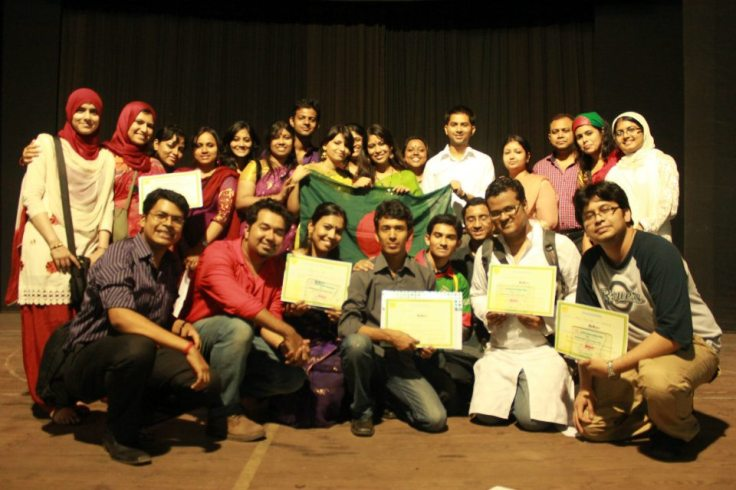 A group of enthusiastic Medical students from different medical colleges across Bangladesh participated in Konference'12 at Kolkata, India in 2012